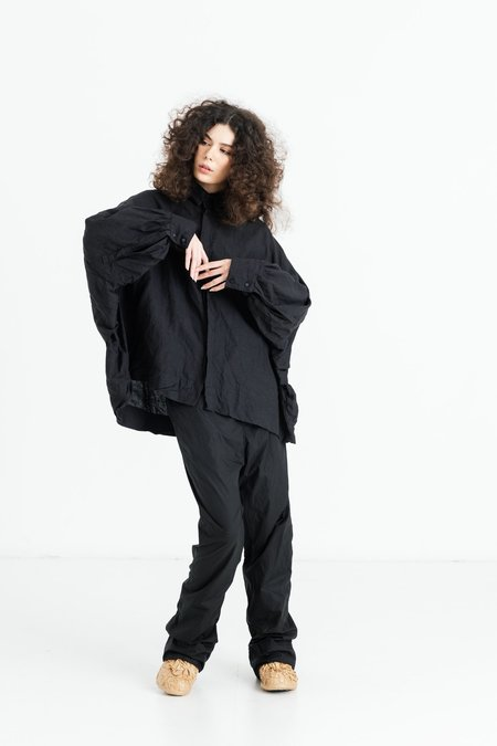Unisex Lela Jacobs Shin and Me Shirt Jacket