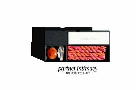 UnitedOther Partner Intimacy Ritual Incense Kit