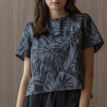 Jude Clothing Monte Vista Top - Osaka Print