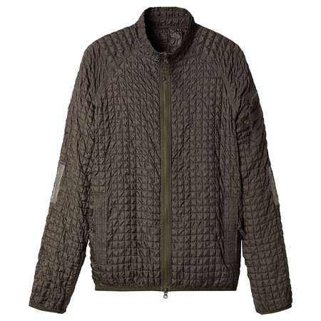 ADIDAS DAY ONE ULTRALIGHT JACKET - MILITARY GREEN