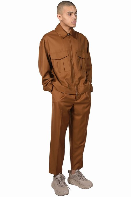 Lownn Neo Pants - Brown Tobacco