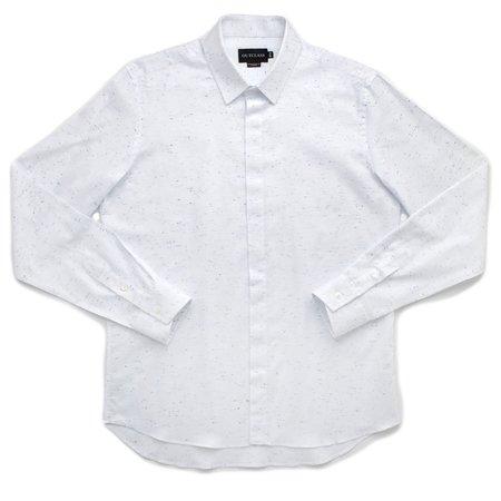 Outclass Flecked Dress Shirt - White
