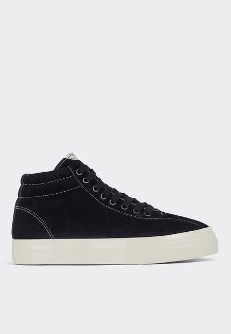 UNISEX Stepney Workers Club Varden Suede Sneakers - Black