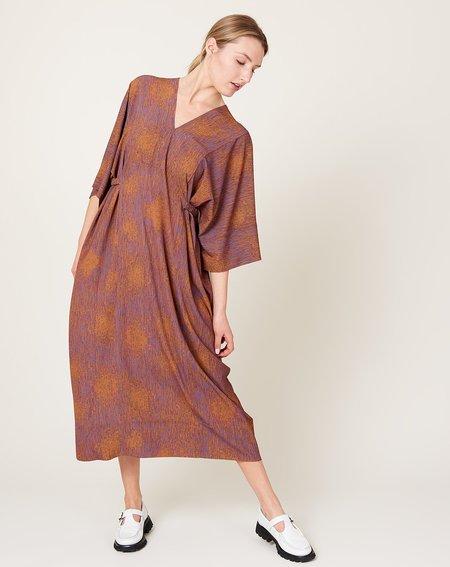 Henrik Vibskov Jelly Dress - Melted Rust