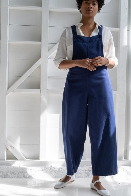 Reliquary THE OVERALL jumpsuit - NAVY
