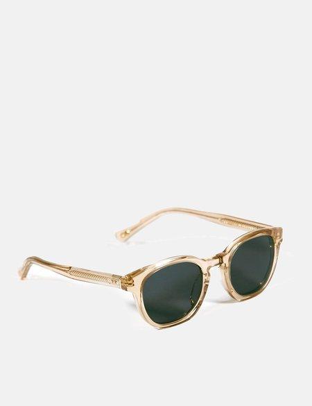 Oscar Deen Morris Sunglasses - Clear