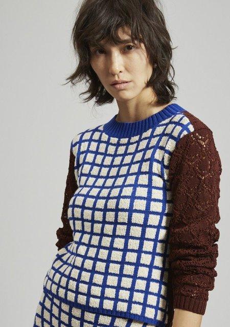 Rachel Comey Lando Top - Blue