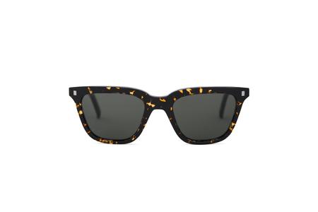 Monokel Robotnik Sunglasses - Brown Tortoise