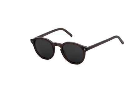 Monokel Nelson Sunglasses - Cola
