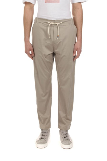 The Silted Company Coffin Pant - Gabardine Beige