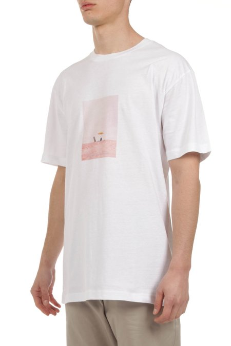 The Silted Company Ombre T-shirt
