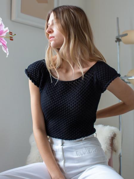 Mila Zovko Mila Sweater - Black