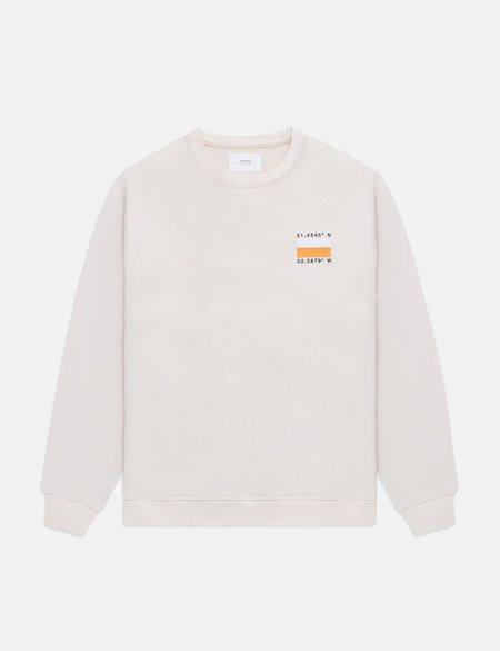 Parlez Westerly Crew Sweatshirt - Tan