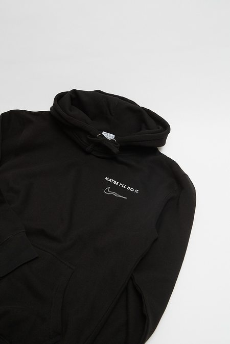 House of 950 Maybe I'll Do It Hoodie - Black