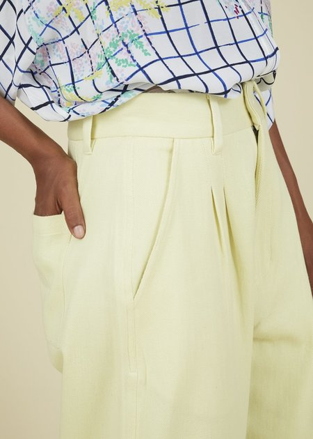 Mii Collection Organic Cotton Denim Pants