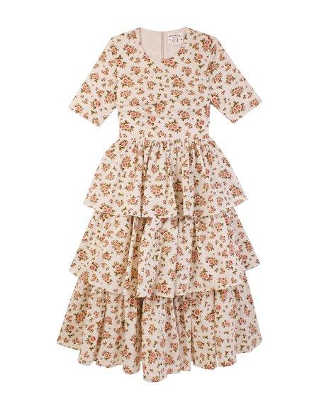Meadows Bella Dress - Roses