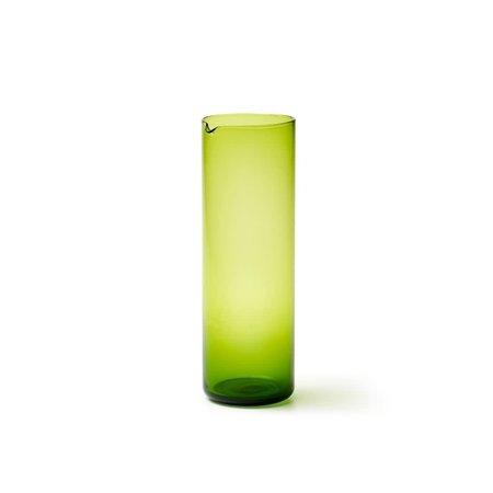 Bitossi Bloom Pitcher - Olive Green