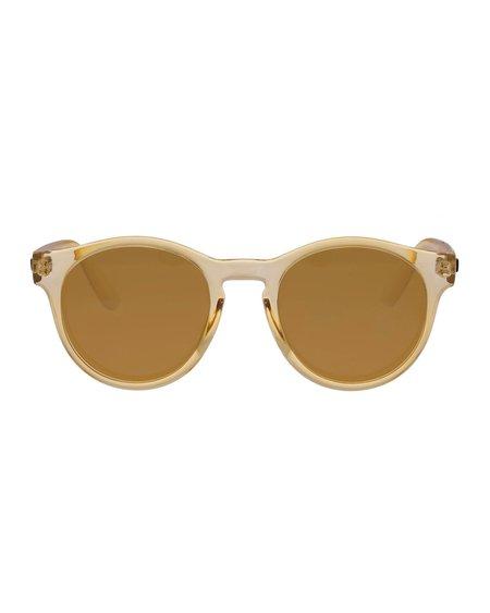 Unisex Le Specs Hey Macarena Sunglasses - Blonde