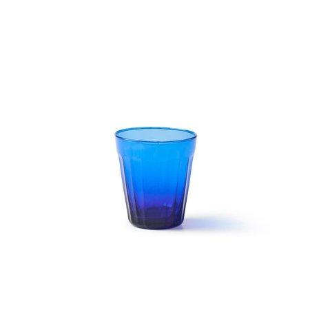 Bitossi Lucca Glasses - Cobalt Blue