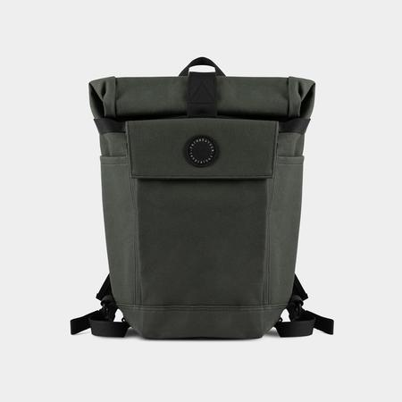 Fairweather 2 Way Backpack - Pannier/Olive