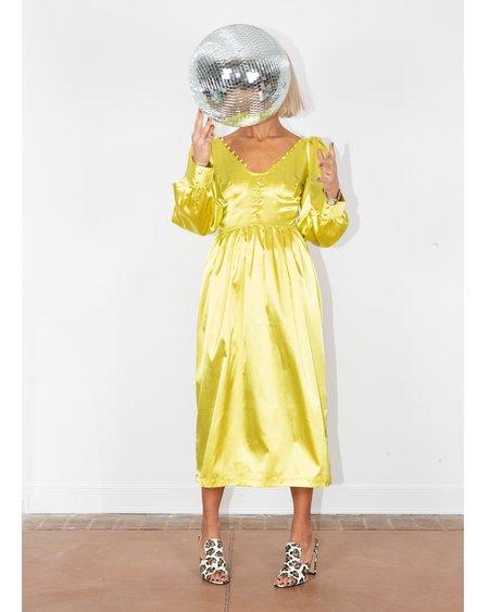 Tach Clothing Nadine Dress - Lime