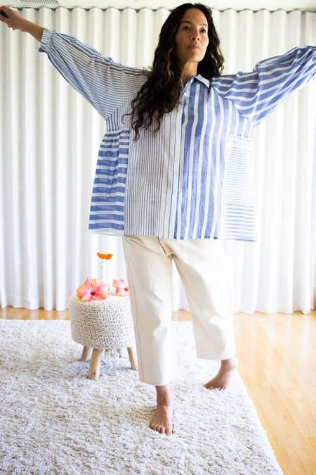 Mii Collection Lulu Shirt - Blue