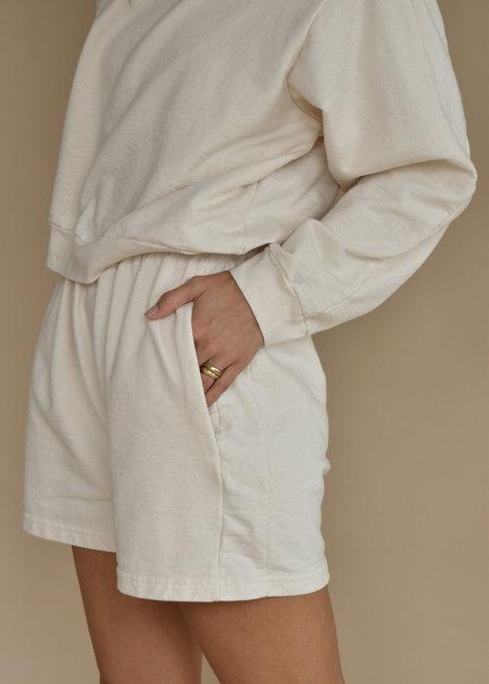 Local Shade Easy Shorts - Natural