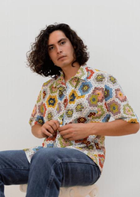 Unisex The Series Cheater Chore Shirt