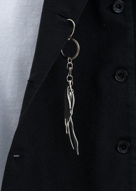 Hyein Seo Som Key Ring - Silver
