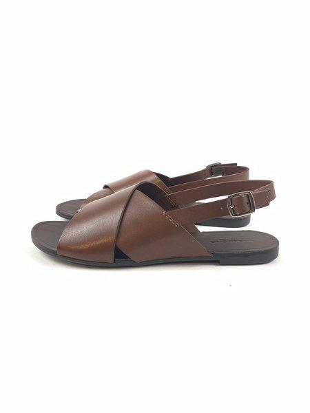 Vagabond Tia Sandals - Cognac
