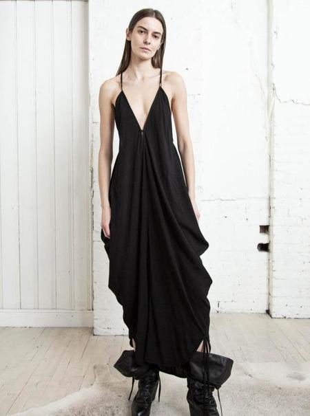 Nicholas K Malin Dress - Black