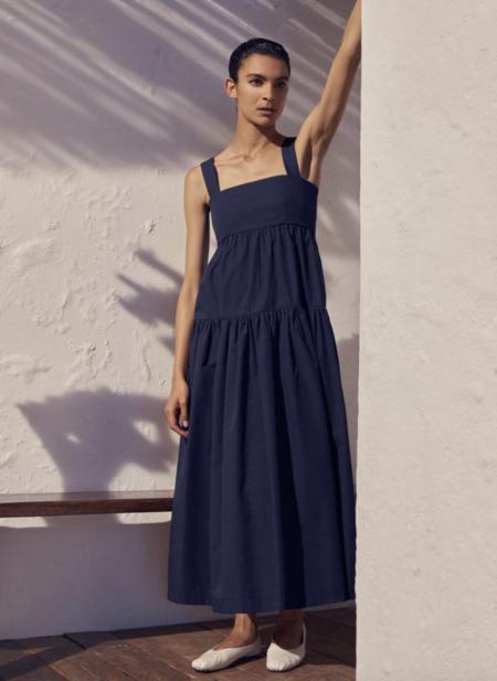 Three Graces Cosette Maxi Dress - Navy