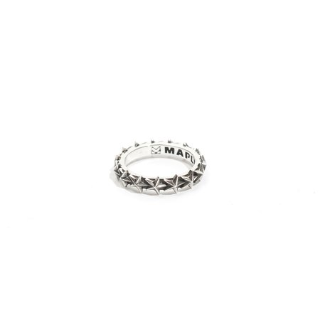 Maple Star Ring - Silver 925