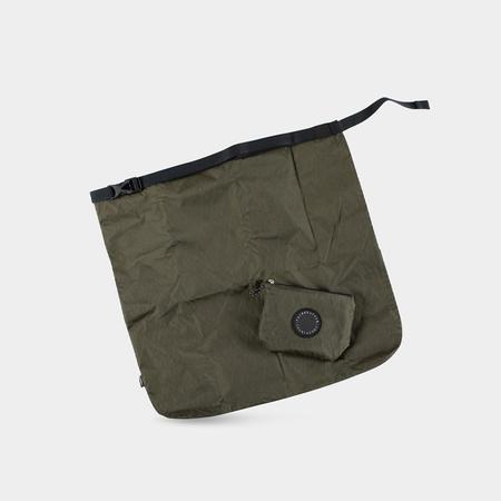 Fairweather Packable Sacoche - Olive