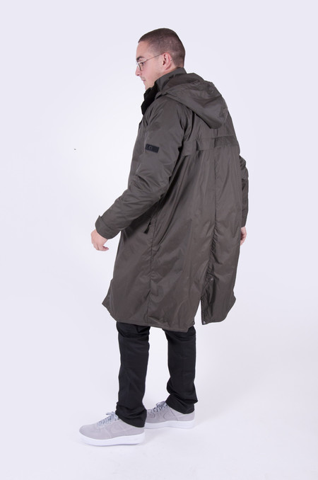HALO Parka (2 in 1) Dark Army