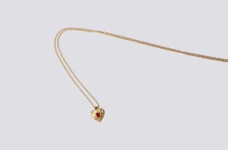 Mondo Mondo Super Heart Necklace