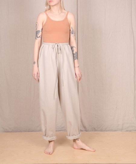 Revisited Pina Pants - Stone