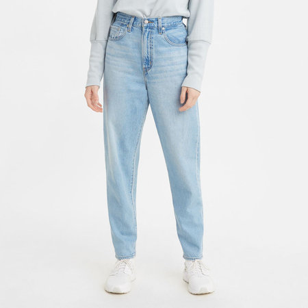 Levi's Premium High Loose Taper Jeans - Near Sighted Tencel
