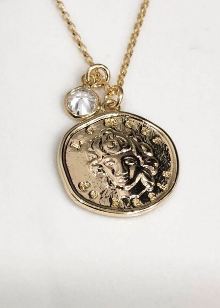 Siren Jewelry L'amour Necklace