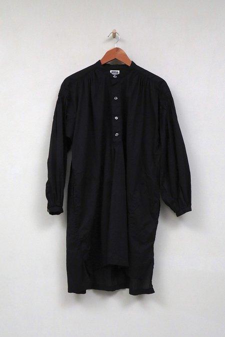 UQNATU Popover Tunic - Black