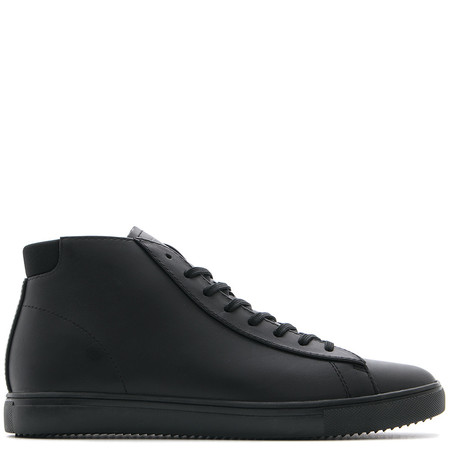 CLAE BRADLEY MID / BLACK LEATHER