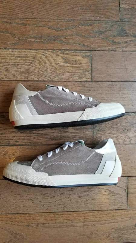 Andia Fora Walu Sneaker - Beige