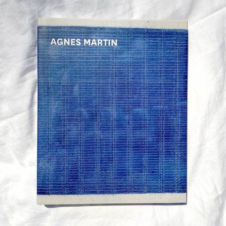 """""""Agnes Martin"""" by Frances Morris and Tiffany Bell Book"""