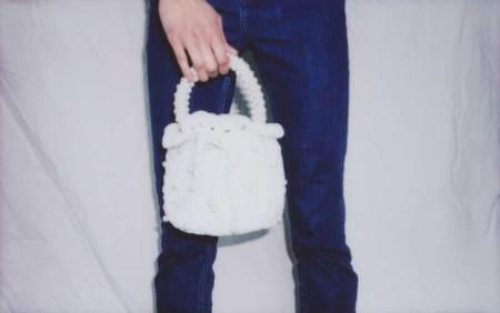 Suryo Bucket of Shimmer Bag