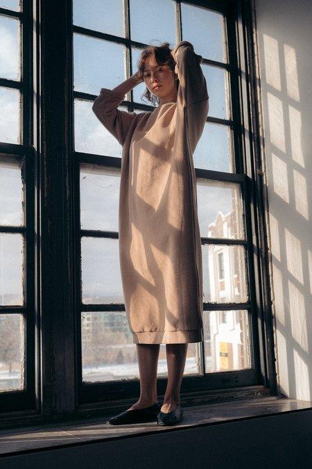Ursa Minor Studio Dale Dress - Rose Bisque