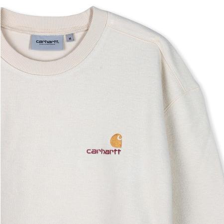 Carhartt WIP Contra Crewneck sweater - white