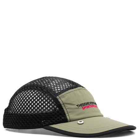 thisisneverthat Supplex Sun Sport Cap - brown