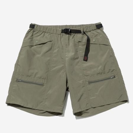 Battenwear Camp Shorts - Olive Nylon