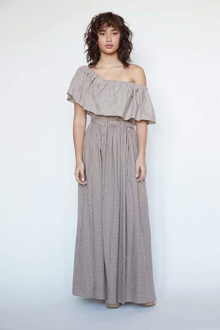 Christine Alcalay Emily Cotton Poplin Dress