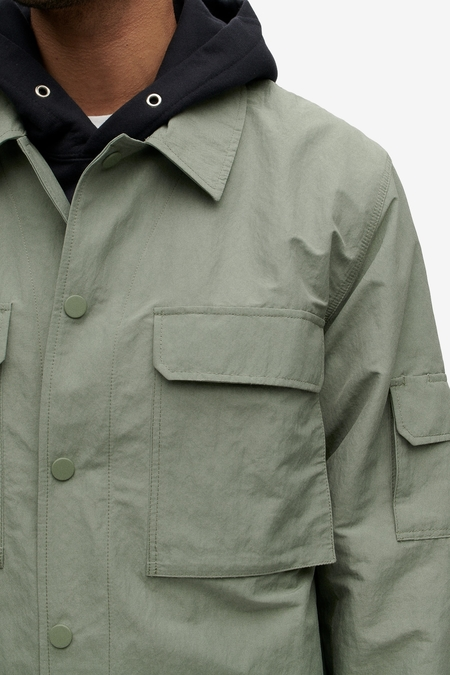 A Kind of Guise Clyde Shirt - Aloe